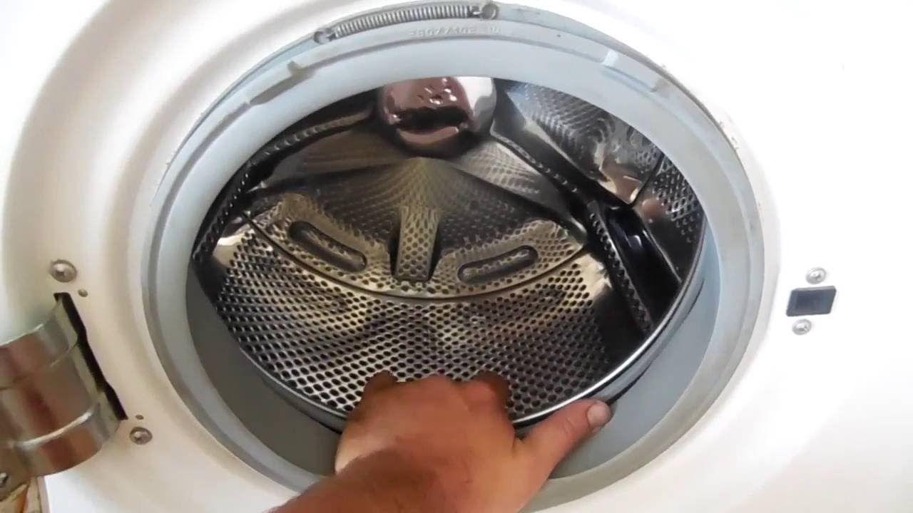 Как разобрать старую стиральную машину на детали и запчасти