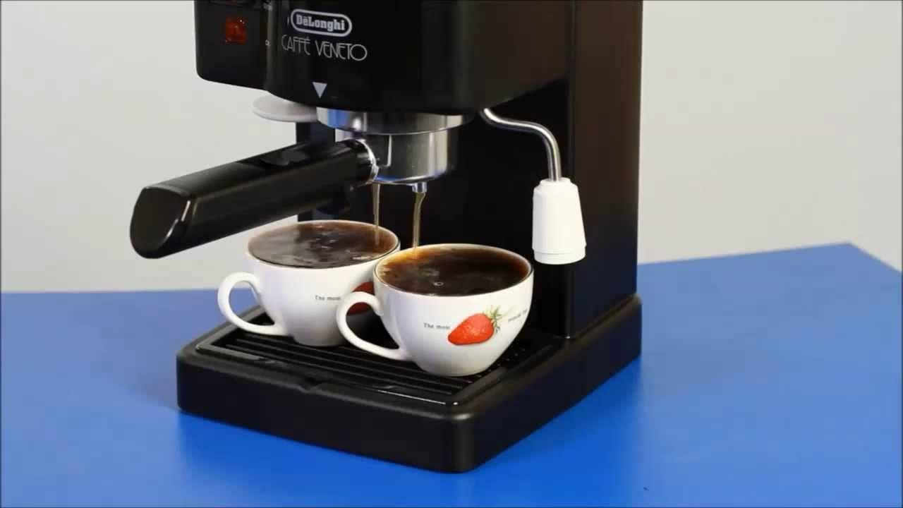 Ремонт - промывка кофеварки - эспрессо.  Как избавиться от накипи в кофеварке.