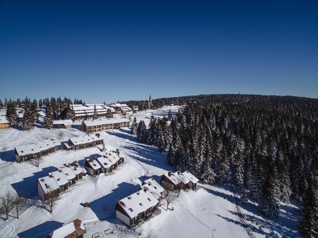 Отзыв о горнолыжном курорте Рогла (Словения): Отели Рогла, Планя, Бренье (Rogla, Planja, Brenje)