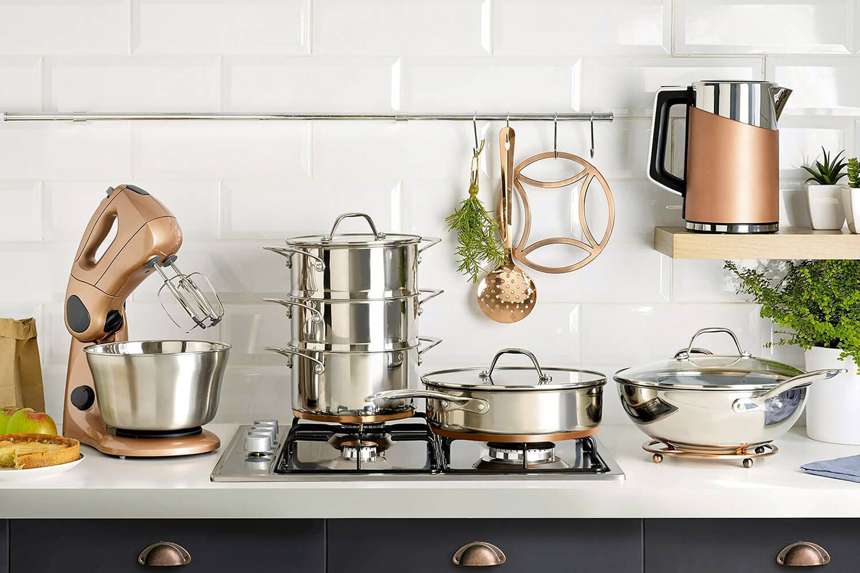 Кухонная посуда: полезные советы по уходу и применению