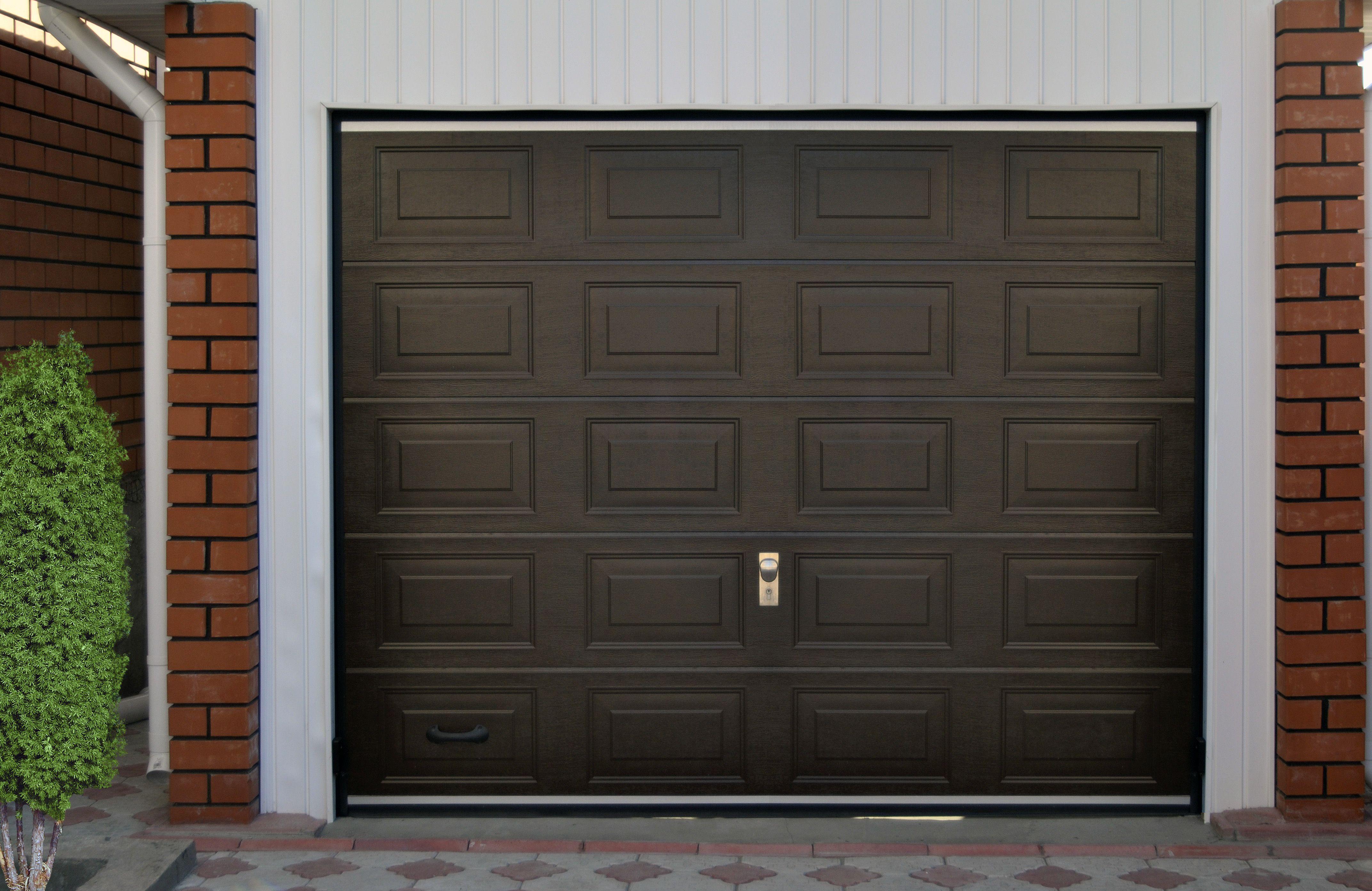 Самодельные автоматические распашные ворота для гаража. Как самому сделать автоматические ворота