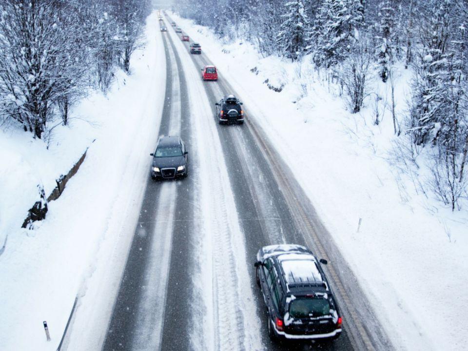 Зимние советы автолюбителям. Правильная эксплуатация автомобиля в зимнее время