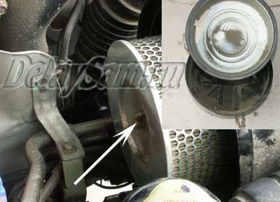 Замена масла, масляного и воздушного фильтров на Mitsubishi L200 самостоятельно