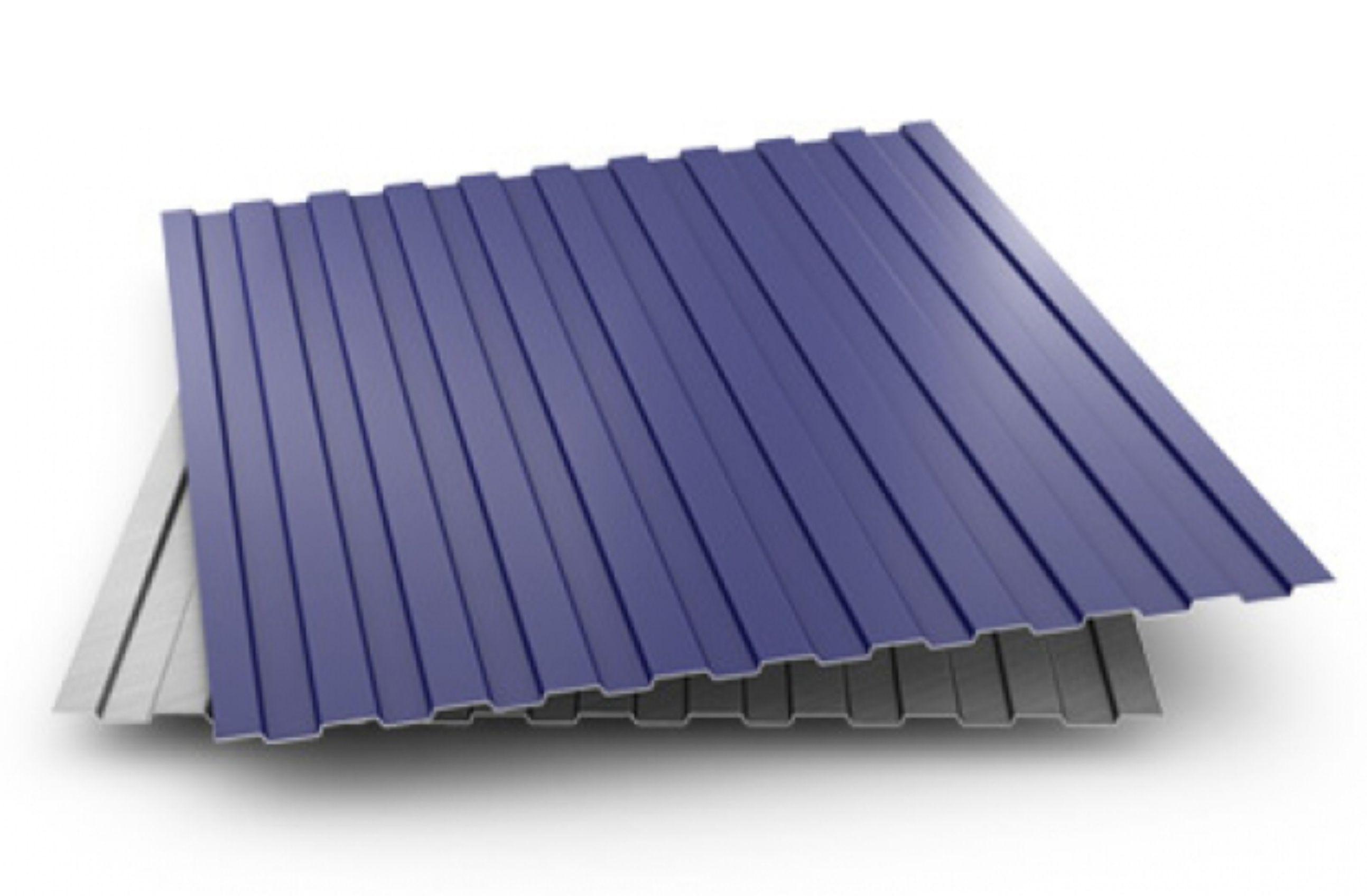 Крыши из оцинкованной стали: уход, окраска и ремонт крыши из оцинкованного листа (профиля)