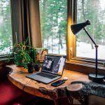 Эффективное обустройство в доме рабочего кабинета