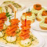 3 Простые Закуски с Красной Рыбой для Праздничного Стола 2020 🎄 Рецепты для Фуршета ✧ Ирина Кукинг