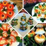 5 Очень Вкусных закусок на НОВЫЙ ГОД & Праздничные рецепты — Как красиво оформить стол