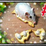 DIY Новогодние Сувениры и Подарки 2020. Мышки на Сыре #1