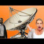 Эта спутниковая антенна шокирует своими размерами. Самая большая тарелка в мире, волосы встают дыбом