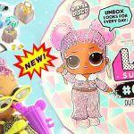 ЛОЛ АДВЕНТ КАЛЕНДАРЬ Одежда для кукол Winter Disco! 25 СЮРПРИЗОВ Игры для девочек Dolls Toys