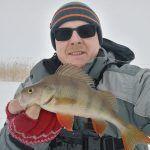 ЛУЧШЕ, ЧЕМ ПЕРВЫЙ ЛЕД! Окунь на безмотылку. Зимняя рыбалка 2019-2020