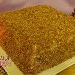 Медовый торт без хлопот | Новогодний рецепт | Honey cake recipe