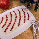 НОВИНКА! Салат Рябиновые бусы / Оочень вкусный, слоеный, к Новому Году 2020 / Рецепты Другой Кухни
