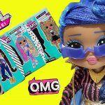 New Dolls #LOL OMG Series 2. First Look  Большие ЛОЛ О.М.Г. Первые ФОТО