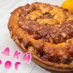 Нежная пушинка — ароматный сладкий пирог «минутка»! Простой рецепт выпечки к чаю