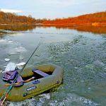 ПЕРВЫЙ ЛЁД 2019-2020! Рыбалка во льдах. Открытие зимнего фидера!