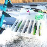 Первый лед / ратлины на щуку / первый лед 2020 / рыбалка 2020
