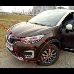 Renault Kaptur — первое ДТП: оформление европротокола и список повреждений