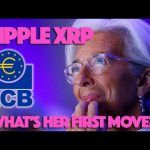 Ripple XRP: Will Christine Lagarde's First Decision Help The ECB Prevent A Looming Liquidity Crisis?