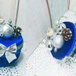 Сладкий подарок на новый год своими руками/Декор банки из Фикс прайс/A sweet gift for the new year