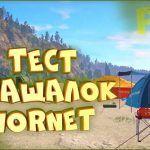 Тест блесен Hornet на реке Белая • Русская рыбалка 4 • Ловля хариуса и форели ручьевой на ультралайт