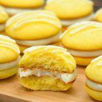 Вкусняшка из простых продуктов! Лимонное пирожное к чаю | Кулинарим с Таней
