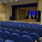 Зрительный зал Кадуйского Дома культуры кардинально обновился