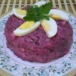 Вкуснейший Салат из Свёклы за 5 минут / Простой свекольный салат