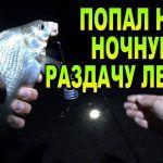 ЛЕЩ ПРЁТ только ночью! Зимняя Рыбалка 2020 с ночевкой! Манно-Гороховая Каша-Мастырка РАБОТАЕТ!
