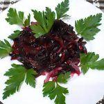 МАРИНОВАННАЯ СВЕКЛА — как Вкусно приготовить Салат из свеклы/ Очень Простой Рецепт