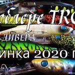 Обзор воблера ТРОН — реплика на очень уловистую приманку, новинка 2020 года — фильмы ДИВЕРА