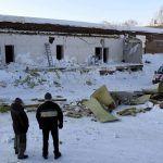 В Новосибирске обрушилась кровля кафе есть погибшие