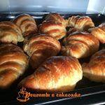 Как приготовить тесто для круассанов, первый этап| Рецепты в саквояже