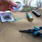 Оснастка СКОЛЬЗЯЩАЯ БАЛЕРИНКА на отводной поводок для рыбалки на окуня и судака