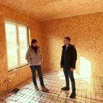 Отзыв владельца дома из сип панелей SIP-HOUSE Красноярск