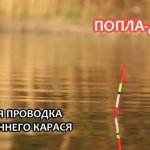 Ловля карася на КРУЧЕНОГО и РВАНОГО червя весной на поплавочную удочку в апреле