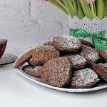 Простой рецепт мега шоколадного печенья