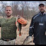⚡Часть 1: Удачное открытие рыбалки 2020, уха на березовом соке!