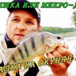 МОРМЫШКА или МИКРО-ДЖИГ?Рыбалка в МАЕ на ОКУНЯ.Рыбалка на спиннинг.