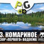 Русская Рыбалка 4 — Озеро комариное Обзор водоема для новичков