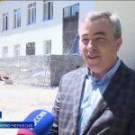 В селе Учкекен активно идет ремонт и восстановление Дома культуры