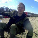VLOG: Рыбалка на песчаном карьере на фидер. Съёмка с GoPro. Ловля мирной рыбы.