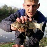 Весенняя рыбалка на реке