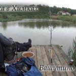 Рыбалка в Вашутино, Химки, Платник. Как погода влияет на поклевки карпа? Как клюет в дождь Рыба?